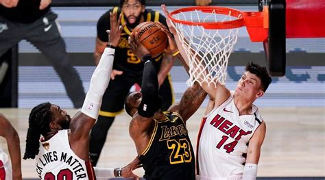 NBA Finals: Miami Heat force Game 6, top Los Angeles ...