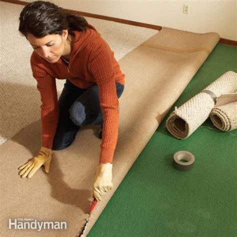 tips  removing carpet  family handyman