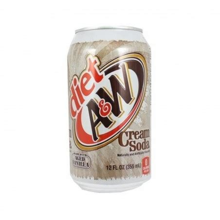The easiest way to add creamer to your coffee while sticking to a ketogenic lifestyle is to use heavy cream. Diet A&W Cream Soda Single Can (355ml)