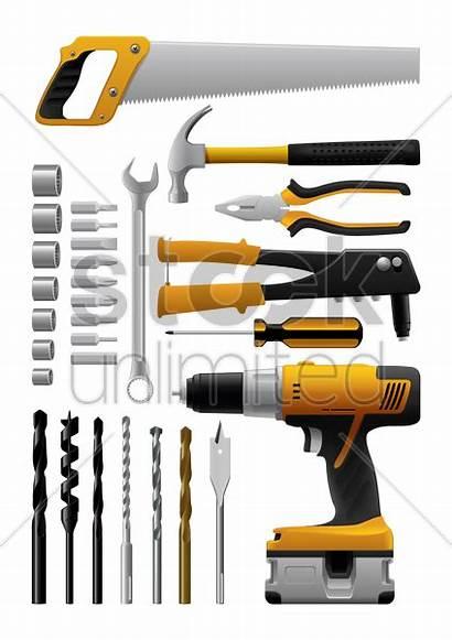 Carpentry Tools Vector Illustration Stockunlimited Vectors Graphic