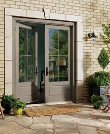 French Patio Doors Outswing by French Doors Lowes For Small Home Home Inspiring