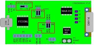 Setting The Rs485 Mode In Usb2serial V2 0 Usb To Rs485 U2026