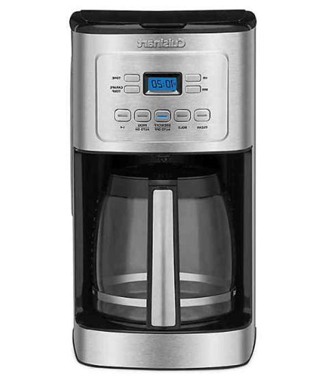Good for heavy coffee drinkers. Cuisinart 14-Cup Programmable Coffee Maker with Hotter Coffee