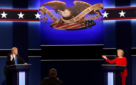 debate night  america democracy  spectacle