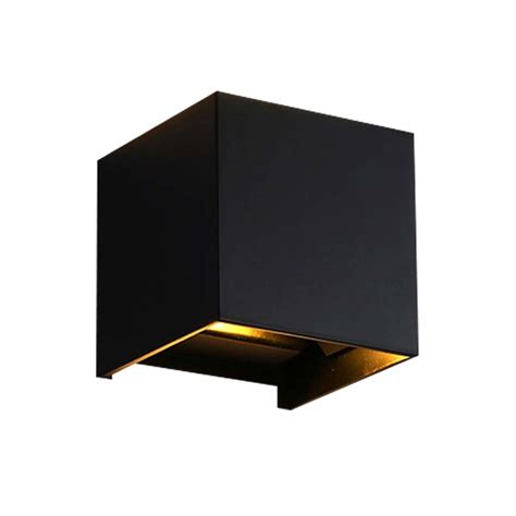 led exterior wall l adjustable light beam outside wall lights up down wall light 12w warm