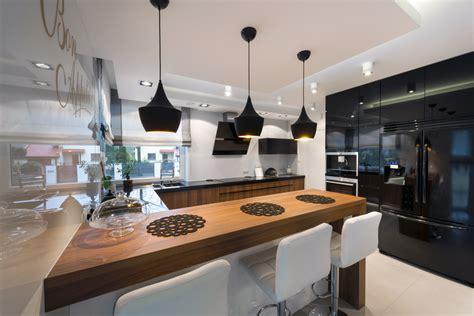 53 Fantastic Kitchens With Black Appliances (pictures