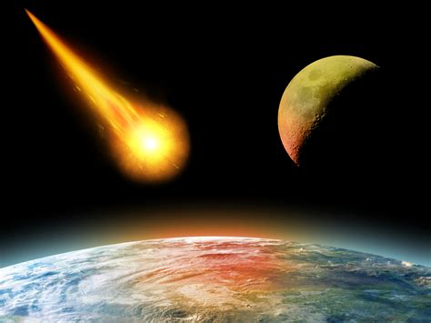 Scientists Say Asteroids Pose Serious Threat… But Don't Panic