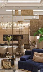 Modern home interior design in Dubai | 2018 | Spazio