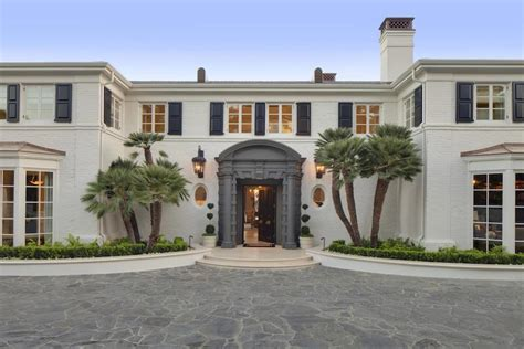 24,000 Sq Ft Bel Air Mansion Sells For $46million