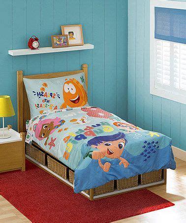 bubble guppies    bubble bedding set