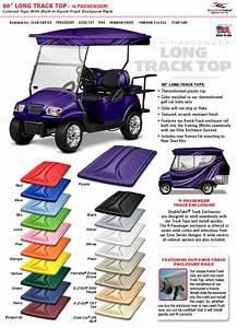 Ezgo  Club Car  Yamaha Golf Cart Canopy Extended 4 Pass 80