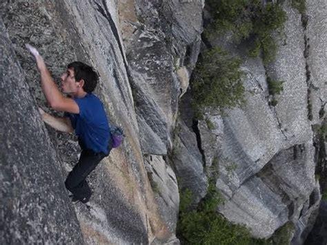 Profile Death Defying Cliff Climber Alex Honnold
