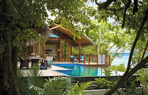 Shangri-la's Villingili Resort And Spa « Luxury Hotels