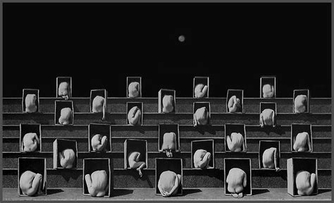 misha gordin   crowd conceptual photography