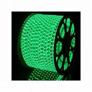 Ruban A Led : ruban led 220v vert ~ Edinachiropracticcenter.com Idées de Décoration