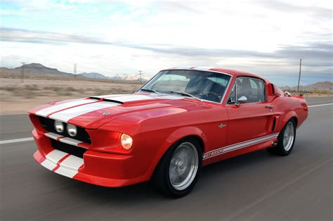 classic recreations shelby gt500cr muscle cars
