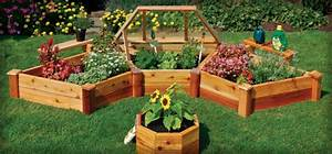 25 Creative Cheap Raised Garden Bed