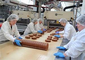 Inside real life Willy Wonka factory packed with chocolate ...