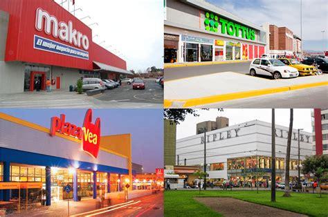 Haz clic ahora para jugar a monopoly. Makro, Plaza Vea y Tottus lideran crecimiento en sector retail