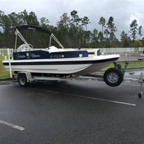 Deck Boats For Sale Nc 2005 hurricane deck boat for sale reduce price hstead
