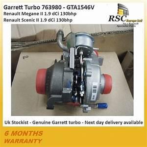 Turbo Megane 2 1 9 Dci : renault megane 2 scenic ii 1 9 dci f9q 816 818 763980 gta1546v 130bhp ~ Gottalentnigeria.com Avis de Voitures