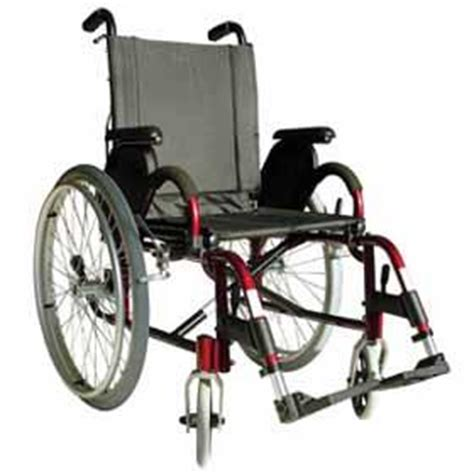 fauteuil roulant alto a dossier inclinable