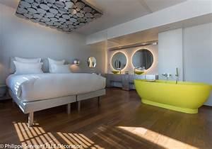 Les 6 hotels les plus chics de paris elle decoration for Salle de bain design avec décoration de noel professionnel