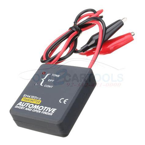 Obdcartools Pakistan Automotive Cable Wire Tracker