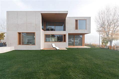 Moderne Häuser Aus Beton by Wohnen In Beton Die Besten Einfamilienh 228 User Aus Beton