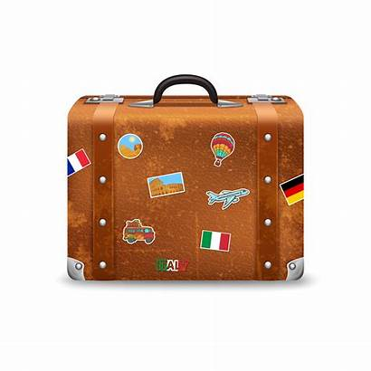 Viaje Stickers Koffer Valise Maletas Suitcase Valigia