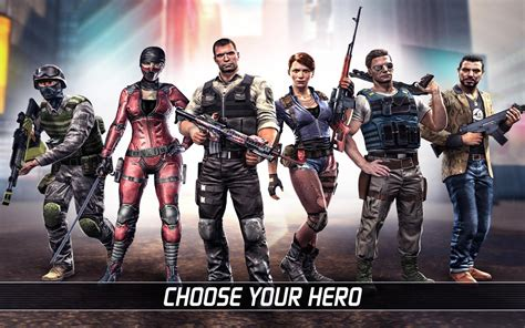zombie unkilled game multiplayer shooter survival horde android games shooting v2 fps bullets unlimited mod google play screen apk person
