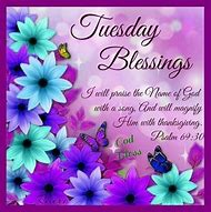 Good Tuesday Morning Blessing Quotes