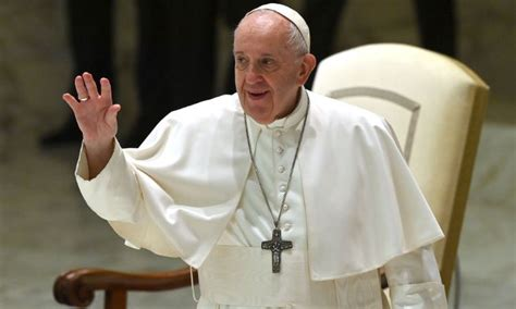 Pope Francis says violence at the US Capitol must be ...