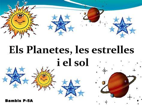 calam 233 o projecte p5 quot els planetes quot