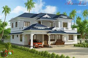 3000 SQUARE FEET HOUSE PLAN - ARCHITECTURE KERALA