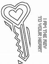 Coloring Heart Hearts Roblox Key Keys Adult Colouring Printable Drawing Drawings Locks Symbol Symbols Clipartmag Valentine Pencil Hubpages Tattoo Kitty sketch template