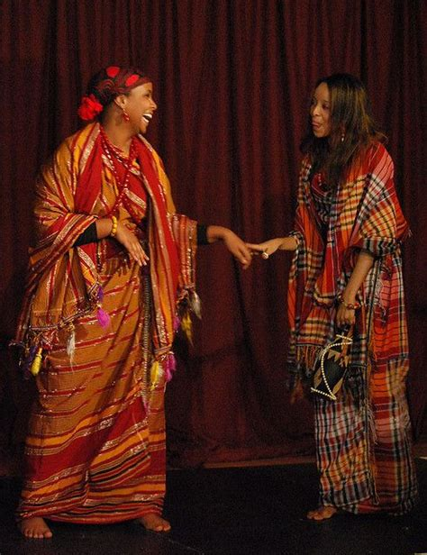 somali traditional dress attires guntino  shaash