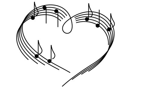 heart music icon awesome music love wallpapers hd wallpapers rocks