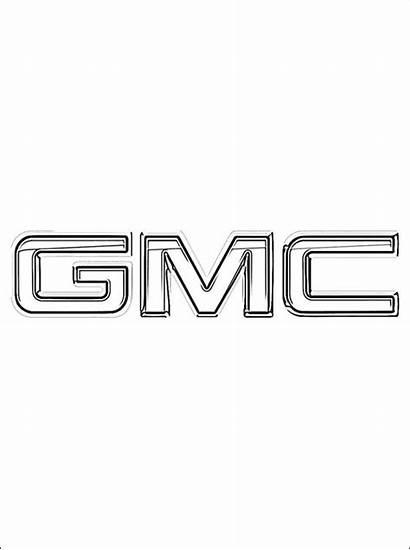 Gmc Coloring Kleurplaat Disegni Sheets Colorir Colorare