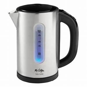 Mr  Coffee Digital Electric Kettle