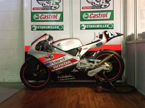 for sale honda rs 125 gp kit a race bikes eur 65000 race bike mart
