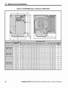 Yaskawa V1000 Wiring Diagram
