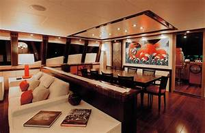 Allen Interior Design Best Modern Yacht Interior Designs