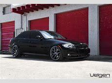 BMW E90 on VMB5 Matte Gunmetal