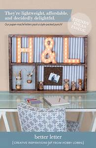 how to make marquee lights paper mache letter copper With light up marquee letters hobby lobby
