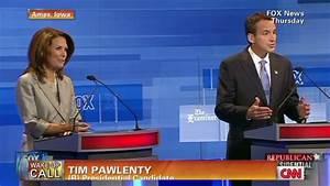 Bachmann, Pawlenty tensions boil over in Iowa debate - CNN.com
