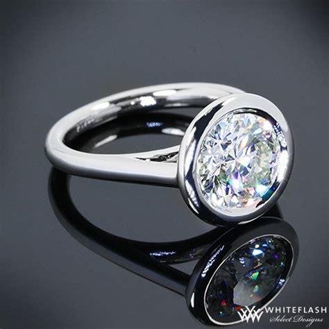 bezel setting ring settings emerald ring settings bezel