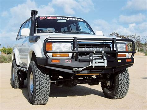 1994 Toyota Land Cruiser Build, Part 2  Technical Article