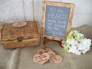 22 best images about guest book ideas rustic on pinterest With rustic wedding guest book ideas