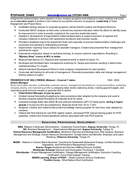 Areas Of Expertise On A Resume by Areas Of Expertise Resume For Jones